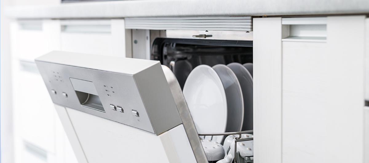 Ako vyčistiť adezinfikovať umývačku riadu